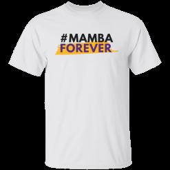 Kobe Bryant Mamba Forever T-shirt - TheTrendyTee