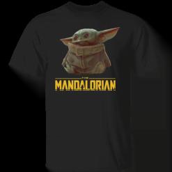 Baby Yoda The Mandalorian the child Shirt - TheTrendyTee