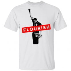Tommie Smith Flourish shirt - TheTrendyTee