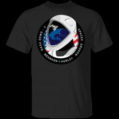SpaceX Crew Dragon Elon Musk Demo-2 Mission Shirt - TheTrendyTee