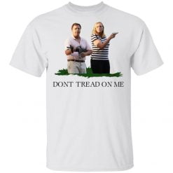 ST Louis couple guns Ken & Karen's don't tread on me shirt - TheTrendyTee