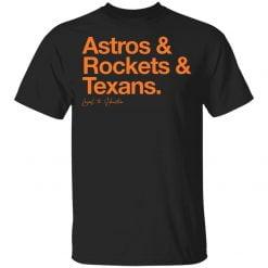 Loyal to Houston shirt - TheTrendyTee