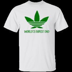 World's Dopest Dad T-shirt - TheTrendyTee