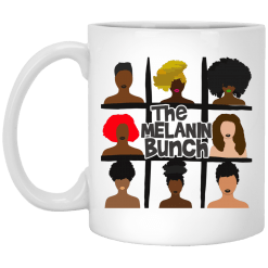 The Melanin Bunch Mug - TheTrendyTee