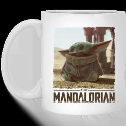 Baby Yoda The Child Mug - TheTrendyTee