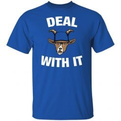 Free Joe Kelly Deal With It Goat Shirt - TheTrendyTee