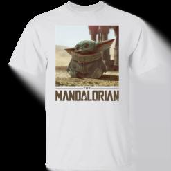 Baby Yoda The Mandalorian Shirt - TheTrendyTee