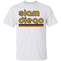 Slam Diego Padres Shirt - TheTrendyTee